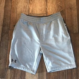 Under Armour men's sz L fitted shorts NWT